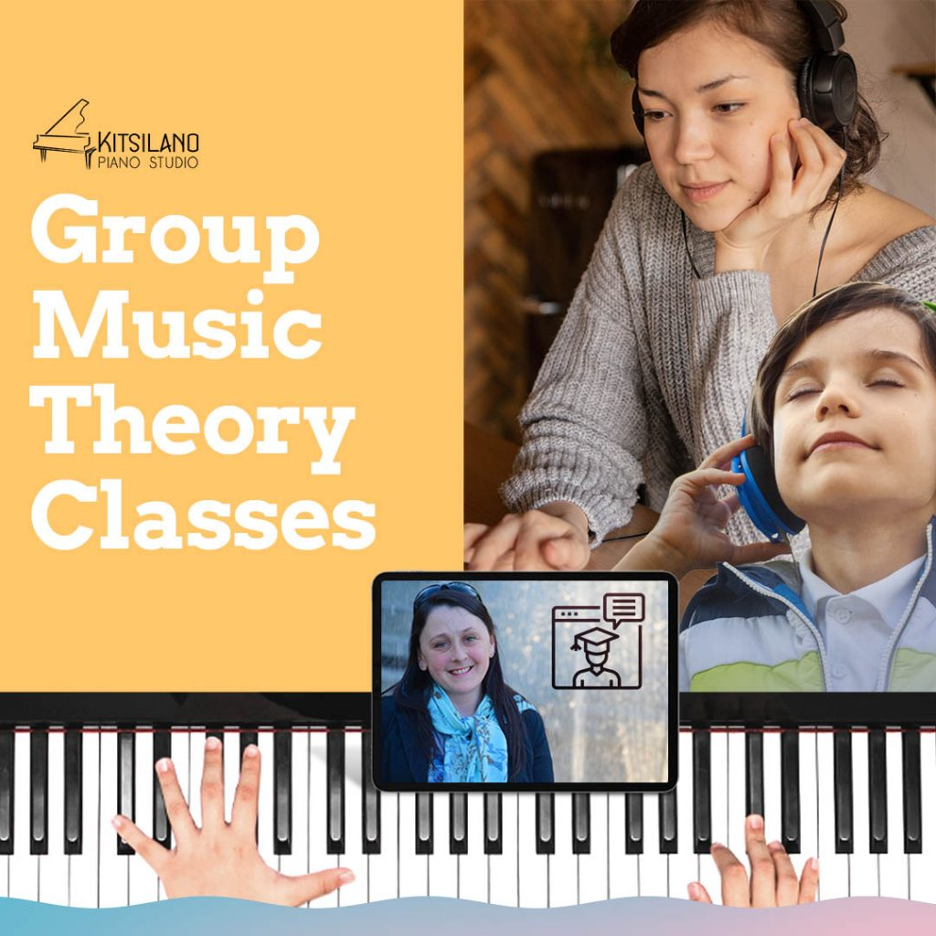 Royal Conservatory of Music theory classes Kitsilano Vancouver BC